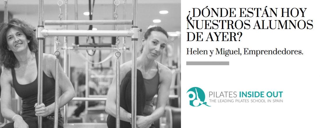 Pilates como salida profesional