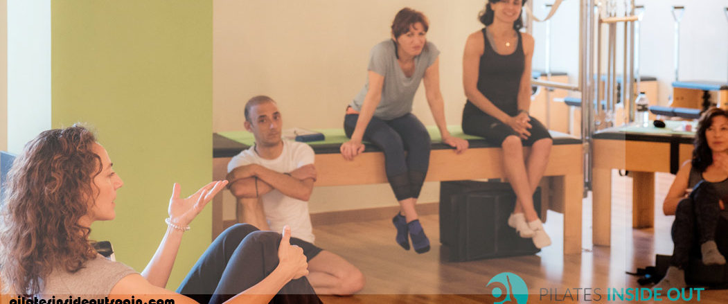 Curso para ser profesor de pilates