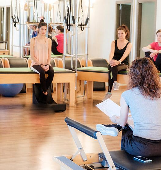 formación de Profesorado de Pilates cerca de Tres Olivos